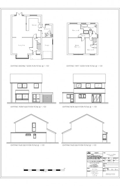 Hampshire building designers